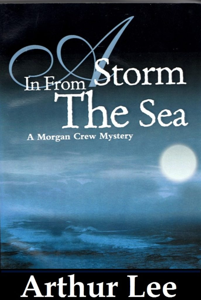Book Cover: A Storm In From The Sea