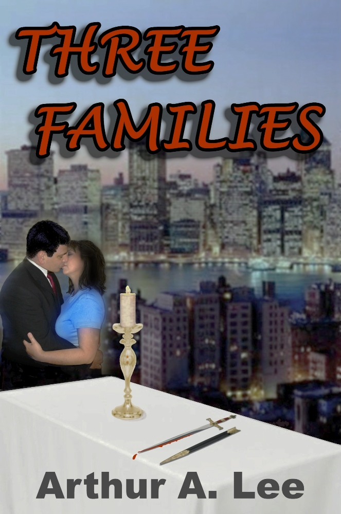 Book Cover: Three Families