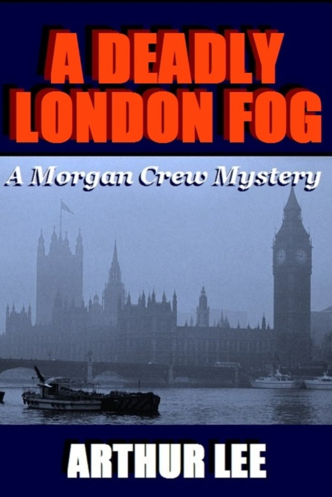 Book Cover: A Deadly London Fog
