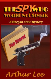 Book Cover: The Spy Who Would Not Speak