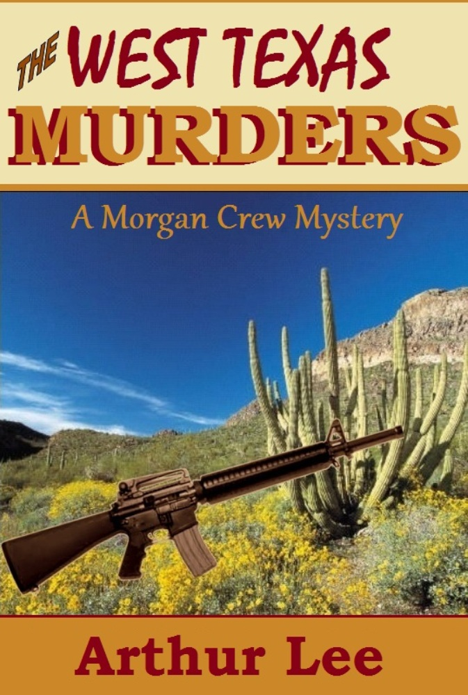 Book Cover: The West Texas Murders