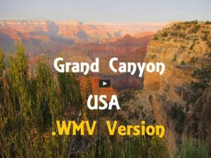Wave file of the Grand Canyon