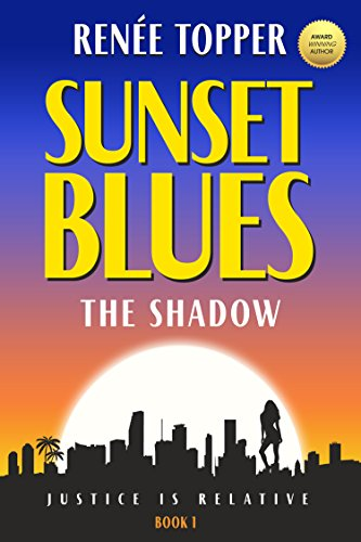 Sunset Blues The Shadow Cover