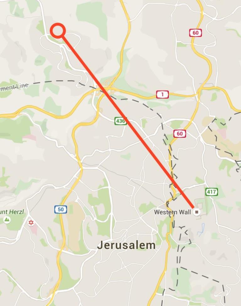 Memorial Map