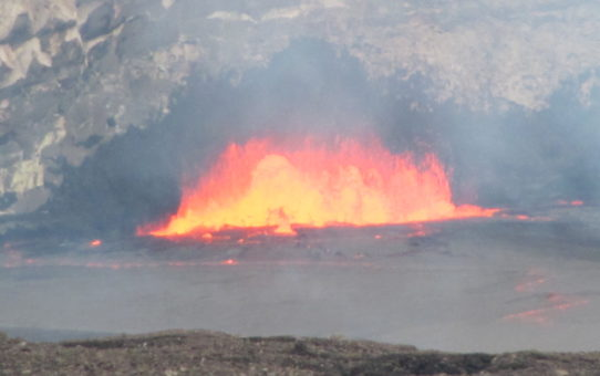 Kilauea Volcano Video