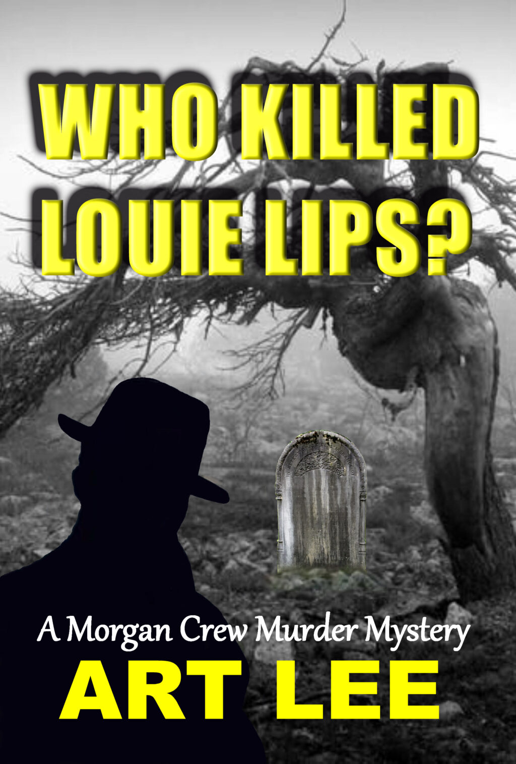 Who Killed Louie Lips Cover